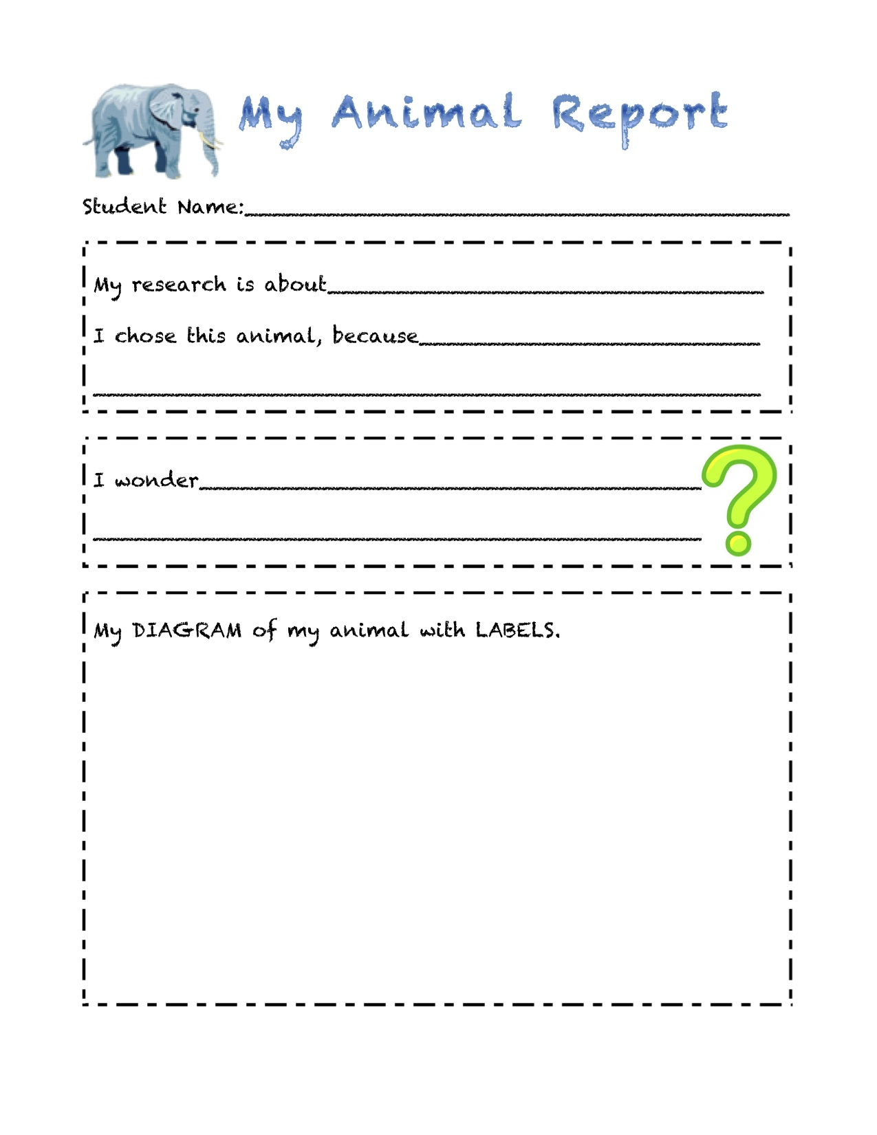 a report on my literacy Our reading and writing report card comments e-book, is created to save you time, and is available with a free sample for instant download.