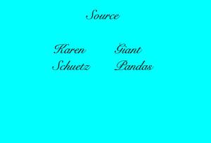 Source Info