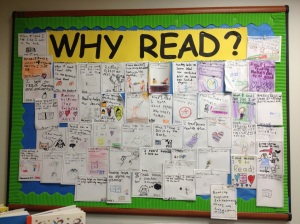 Why Read Bulletinboard