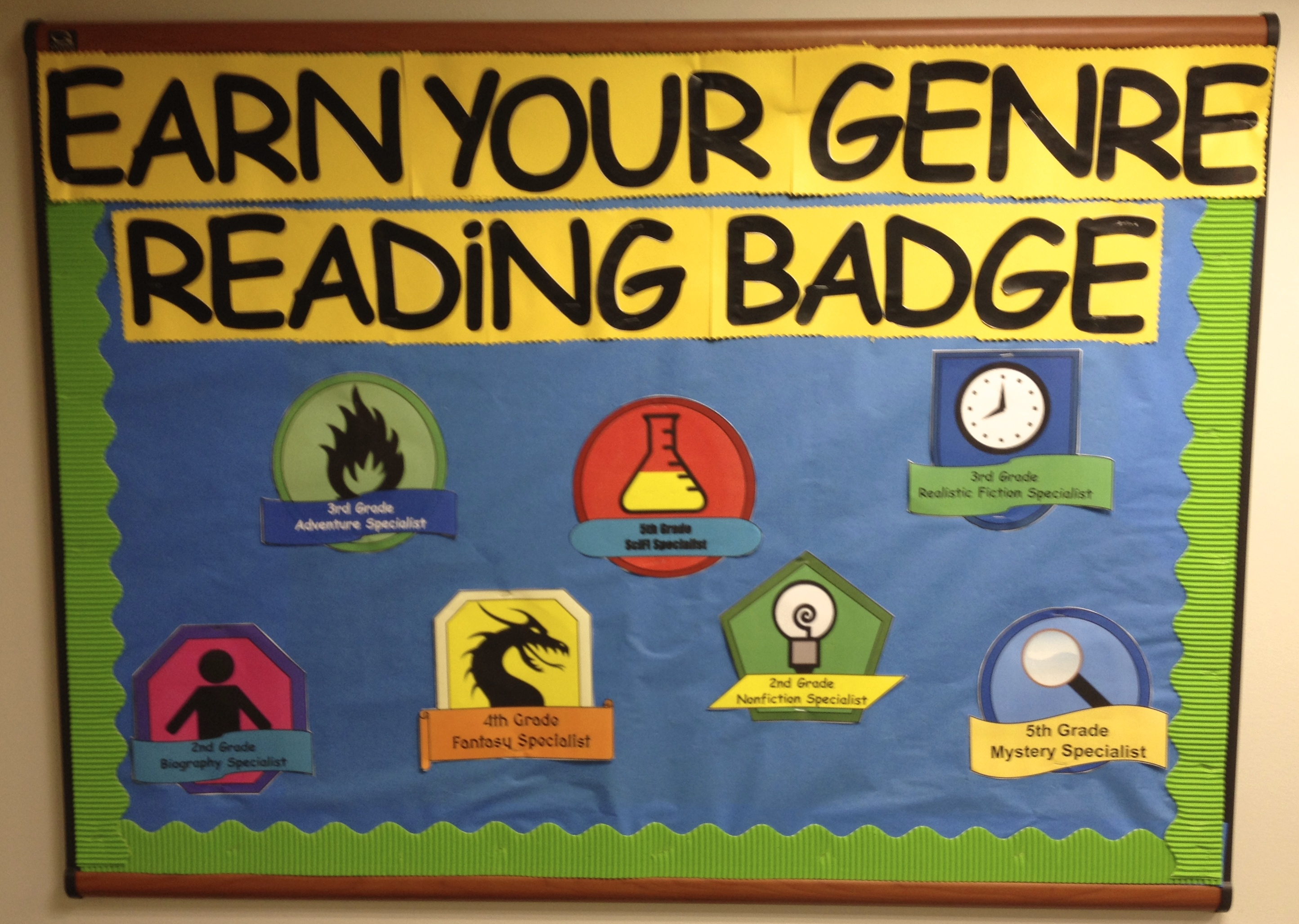 Motivating Literacy Digital Badges In The School Library