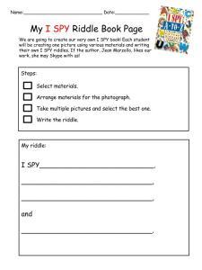 Form- I SPY