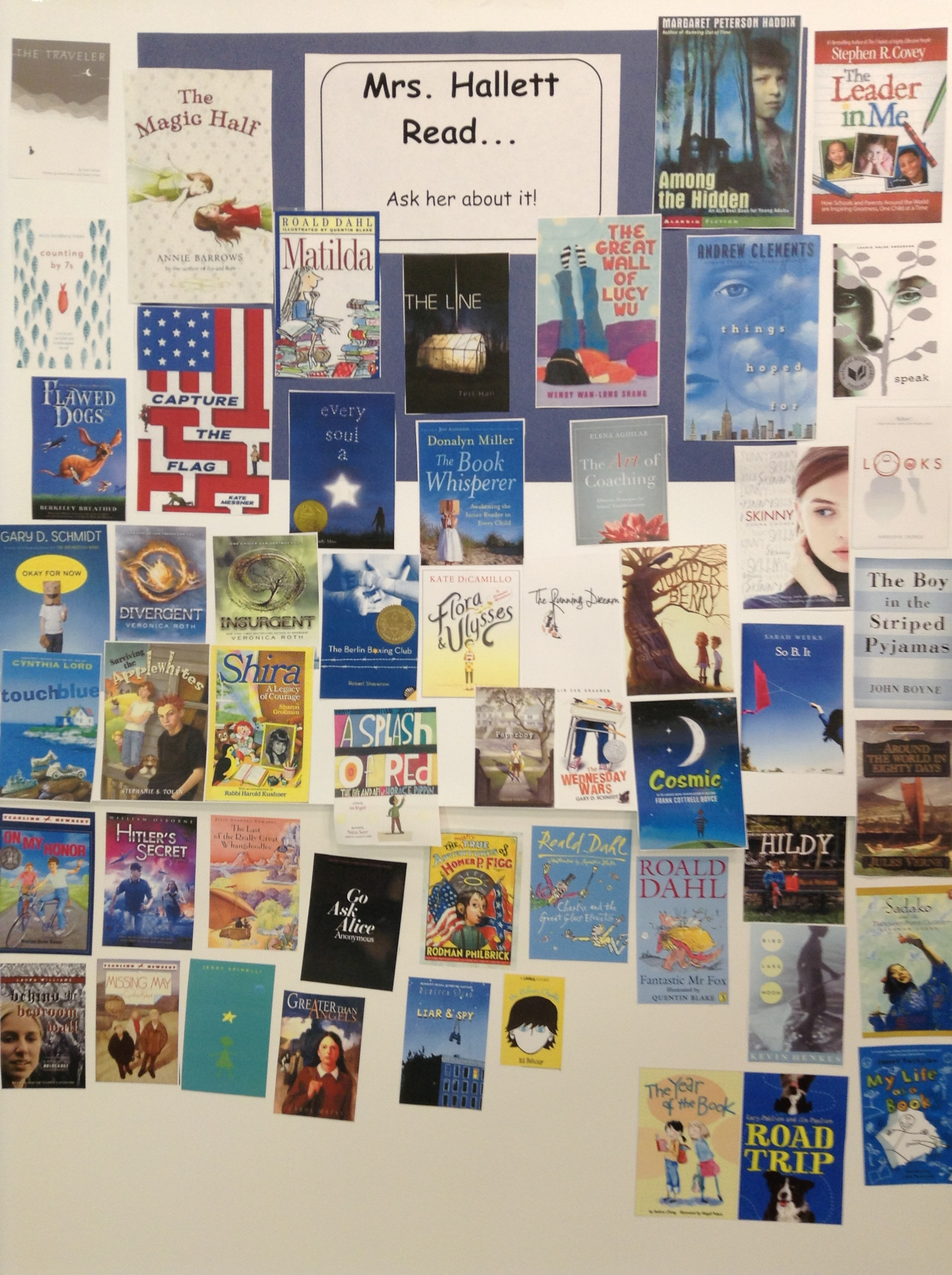 Book Cover Collage Poster : Books by their covers book sharing with personal collages