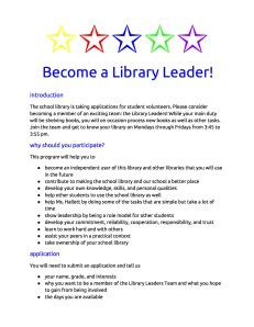 LibraryLeaderApplication