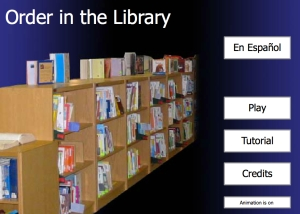 OrderintheLibrary
