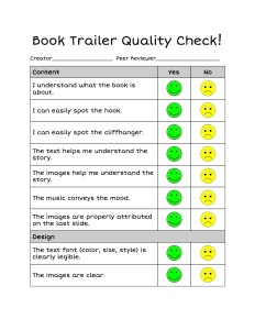 BookTrailerQualityCheck