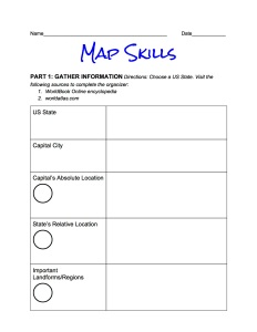 GeoLiteracyMapSkills4th